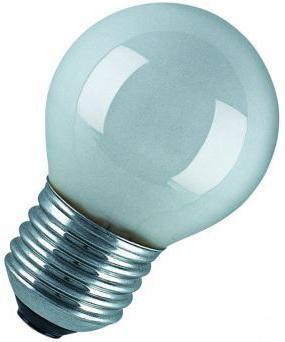 Лампа накаливания OSRAM CLASSIC P FR 25W E27 длина 75 мм Диаметр 45 м 75 e27 230 philips fr