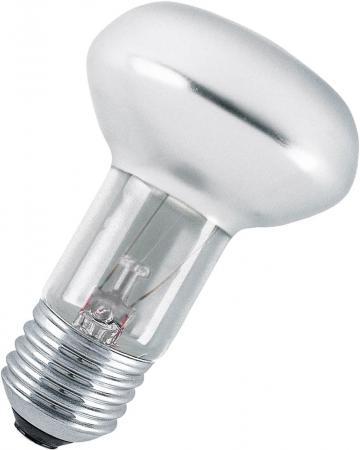 Лампа накаливания OSRAM CONCENTRA R63 40W E27   длина 104 мм Диаметр 63 м