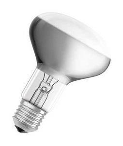 Лампа накаливания OSRAM CONCENTRA R80 75Вт E27   длина 115 мм Диаметр 80 м