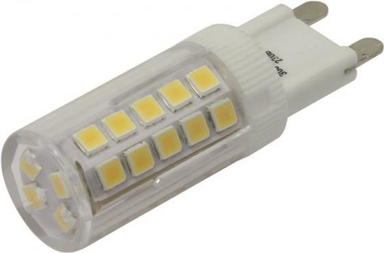 Лампа X-FLASH XF-G9-44-C-3W-4000K-230V Капсула. G9. 4000К. 310лм.X6 лампа x flash xf g9 44 c 3w 4000k 230v капсула g9 4000к 310лм x6