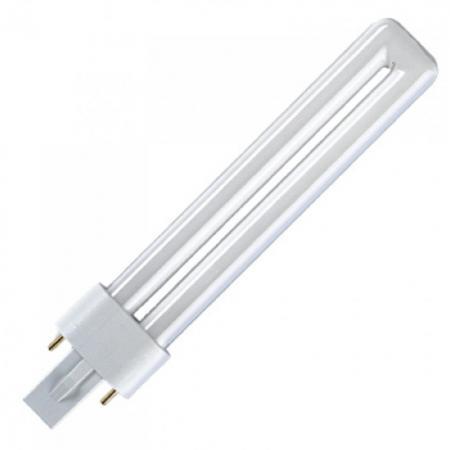 Лампа OSRAM DULUX S 11W/827 G23  компактная 4050300006017