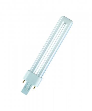 Лампа люминисцентная дугообразная Osram Dulux G23 11W 4200K