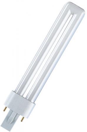 Лампа OSRAM DULUX S 9W/840 G23 компактная 4008321580733 стоимость