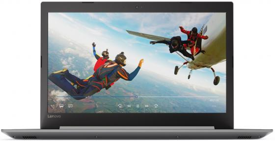 Ноутбук Lenovo IdeaPad 320-17IKB 17.3 1600x900 Intel Core i3-7130U 500 Gb 4Gb nVidia GeForce GT 940MX 2048 Мб серый Windows 10 Home ноутбук lenovo ideapad 320 15abr 2500 мгц
