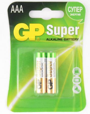 Батарейка GP 15A-2CR2 20/160 АА LR6 (Цена за шт. в блистере 2 шт.)