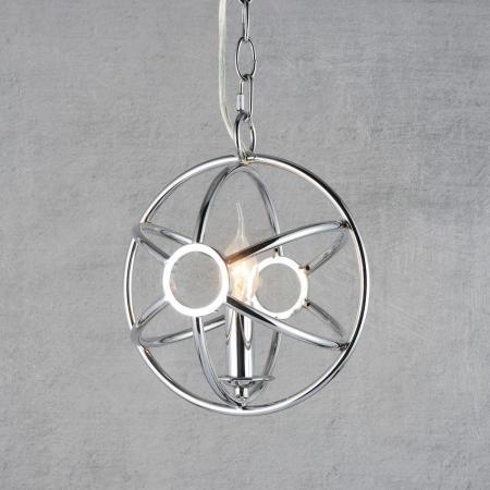 Подвесной светильник Loft IT Castle Chrome Loft1193-1