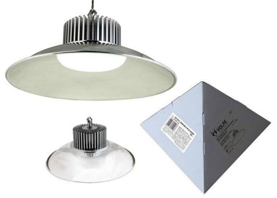 Подвесной светильник (UL-00000399) Volpe ULY-Q721 90W/NW/D IP20 Silver светильник для производственных помещений volpe uly q721 70w nw d ip20 silver
