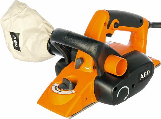 Рубанок AEG PL 750 750Вт 16000об/мин нож 82мм срез 0-2мм цена