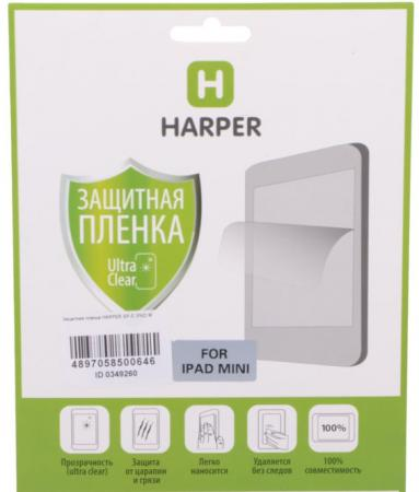 Защитная плёнка глянцевая Harper H00000331 для iPad mini наклейки для техники gelaskins виниловая наклейка для ipad foxsimilies charley harper