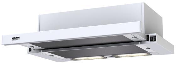 Вытяжка KRONASTEEL KAMILLA 600 white 1мотор кухонная вытяжка kronasteel kamilla 600 white 1 мотор