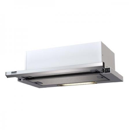 Вытяжка KRONASTEEL KAMILLA slim 500 INOX/INOX кухонная kronasteel kamilla power 3р 600 inox