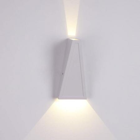 Настенный светодиодный светильник Crystal Lux CLT 225W WH настенный светодиодный светильник crystal lux clt 511w425 wh