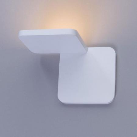 Настенный светодиодный светильник Arte Lamp Virata A1807AP-1WH бра arte lamp virata 1 х led 7 w a1807ap 1wh