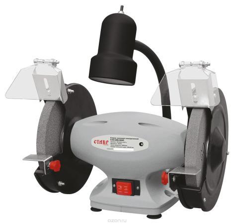 Станок заточный СТАВР СЗЭ-200/450 П 200 мм заточный станок prorab pbg 200 dl