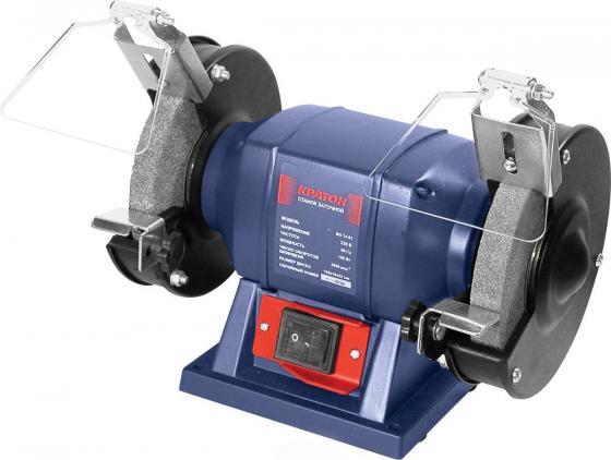 Станок точильный КРАТОН BG 14-01 125 мм шлифовальный станок кратон wms 5 03