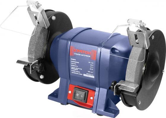 Станок точильный КРАТОН BG 14-02 150 мм цена