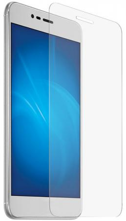 Закаленное стекло DF aKit-03 для Asus Zenfone 3 Max ZC520TL + чехол чехол soft touch для asus zenfone 3 ze552kl df aslim 17