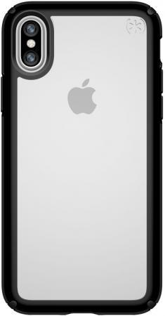 Накладка Speck Presidio Show для iPhone X прозрачный чёрный 103134-5905 presidio