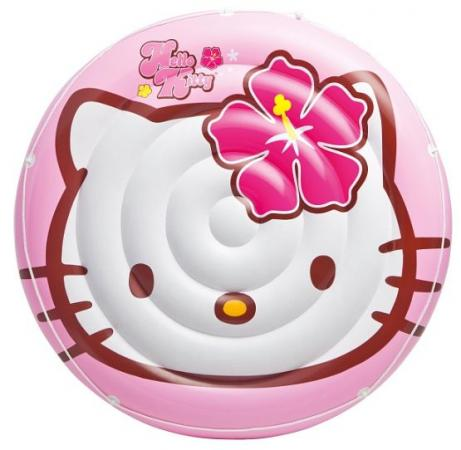 н.островок Hello Kitty 137см intex надувной островок hello kitty 137см 132840
