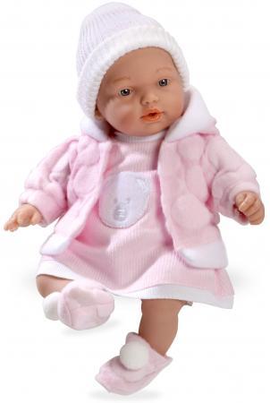 Arias ELEGANCE 28 CM HANNE кукла с мягк.телом+винил, розовый костюм 1toy мини кукла пироженка сюрприз цвет желтый розовый