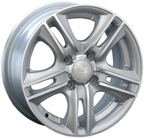 Диск LS Wheels 191 6xR14 4x98 мм ET35 SF диск mefro ваз оригинал ваз 2170 приора 5 5xr14 4x98 мм et35 черный
