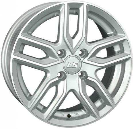 Диск LS Wheels 735 6xR14 4x98 мм ET35 SF литой диск xtrike x 110 6x14 4x98 d58 5 et35 hs