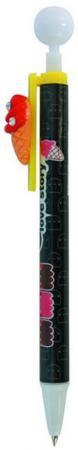 Ручка шариковая FANCY МОРОЖЕНОЕ, пластиковый корпус, синие чернила ручка шариковая автоматическая centrum indigo 0 7мм синие чернила