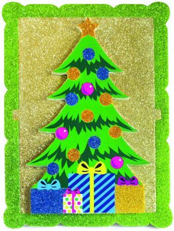 Набор для творчества Новогодняя ёлочка ПикнМикс good hand cd 023m ёлочка новогодняя chou ta