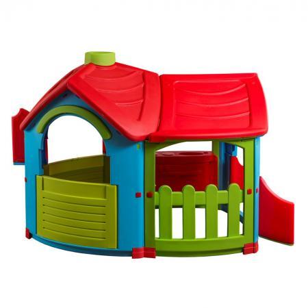 Игровой домик PalPlay Вилла с пристройкой 662 все цены