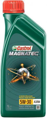 Cинтетическое моторное масло Castrol Magnatec 5W30 1 л CAS-MAGN-5W30-1L цены онлайн