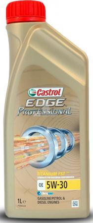 Cинтетическое моторное масло Castrol Edge 5W30 1 л CAS-P-GM-5W30-1L