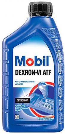 Полусинтетическое трансмиссионное масло Motul ATF Dexron-VI 1 л MOB-ATF-DEXRON-VI-1L