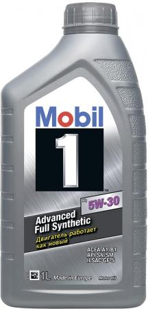 Cинтетическое моторное масло Mobil 1x1 5W30 1 л MOB1-5W30-1L