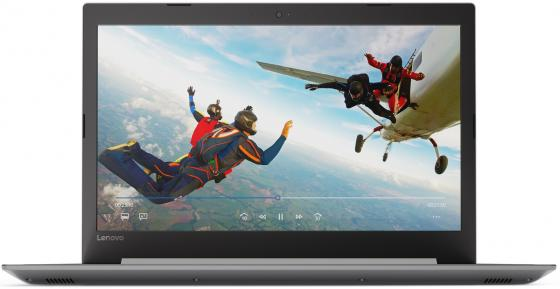 Ноутбук Lenovo IdeaPad 320-17IKB . 1600x900 Intel Pentium-4415U 500 Gb 4Gb  HD Graphics 610 серый DOS 80XM00J5RU