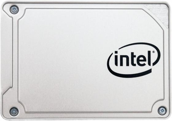 Твердотельный накопитель SSD 2.5 128Gb Intel 545s Read 550Mb/s Write 440Mb/s SATAIII SSDSC2KW128G8X1 959542 kingfast ssd 128gb sata iii 6gb s 2 5 inch solid state drive 7mm internal ssd 128 cache hard disk for laptop disktop