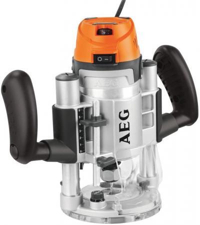 Фрезер AEG MF 1400 KE 1400Вт 10000-23000об/мин макс.ход 64мм диам.хв.8-12мм цены