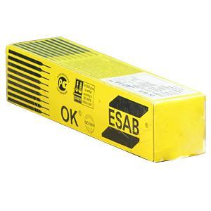 Электроды для сварки ESAB МР-3 ф 4,0мм AC/DC переменный/постоянный Э46 для углеродистых сталей электроды для сварки arsenal мр 3 арс tm ф 3мм уп 1кг