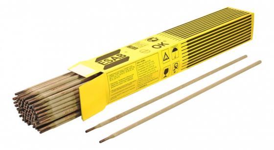 Электроды для сварки ESAB ОЗС-12 ф 4,0мм AC/DC переменный/постоянный 6,5кг для углеродистых сталей