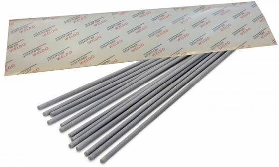 Электроды для сварки WELDO B-248 Ф2.5мм черная сталь 350г/10шт