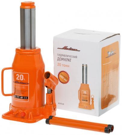 Домкрат AIRLINE AJ-B-20 бутылочный 20т MIN - 250мм, MAX - 490мм сетевой фильтр buro hv6 5m white