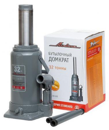 купить Домкрат AIRLINE AJ-B-32S бутылочный 32т MIN - 285мм, MAX - 465мм онлайн