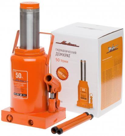 Домкрат AIRLINE AJ-B-50 бутылочный 50т MIN - 285мм, MAX - 465мм