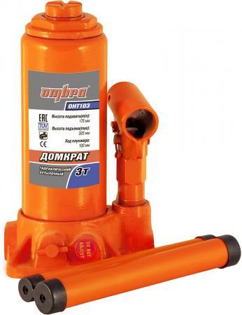 цена на Домкрат OMBRA OHT103 гидравлический профессиональный 3т 180-350мм