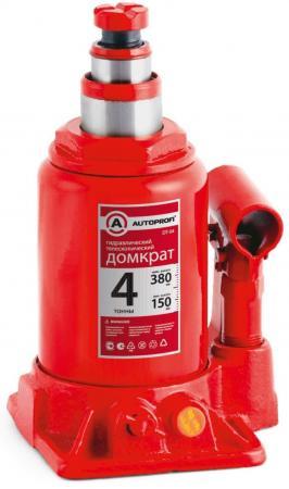 Домкрат Autoprofi DT-04 4т autoprofi домкрат бутылочный гидравлический autoprofi dg 04