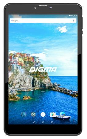 "Планшет Digma CITI 8542 4G 8"" 32Gb Graphite Black Wi-Fi 3G Bluetooth LTE Android CS8152ML планшет digma citi 1508 4g 10 1"