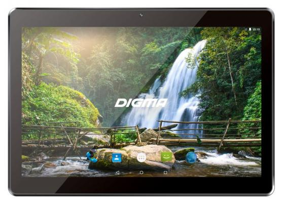 Планшет Digma Plane 1559 4G 10.1 16Gb Black Wi-Fi Bluetooth 3G LTE Android PS1173PL планшет