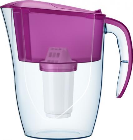 Фильтр для воды Аквафор Смайл Р152А5F красный фильтр кувшин аквафор смайл р152а5f салатовый