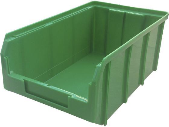 Ящик СТЕЛЛА V-3 9,4 литр, зеленый пластик 341х207х143мм стойка стелла с1 00 09 00 синий