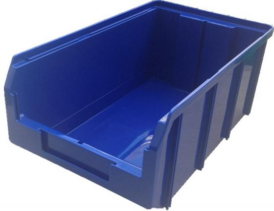 Ящик СТЕЛЛА V-3 9,4 литр, синий пластик 341х207х143мм цены онлайн