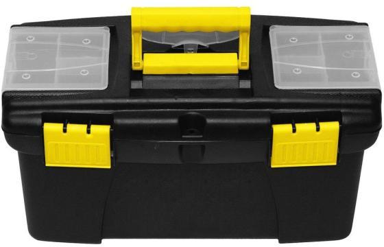 Ящик для инструмента FIT 65572 пластиковый 16 (41 х 22 х 19,5 см) ящик для инструмента fit 65572 пластиковый 16 41 х 22 х 19 5 см